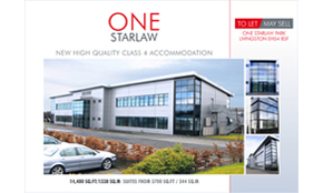 Visit our virtual eTour showcasing the fantastic facilities One Starlaw has to offer.